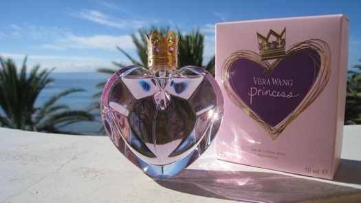 fragrance, perfume, photography, pink, princess, sun, tenerife, vera wang