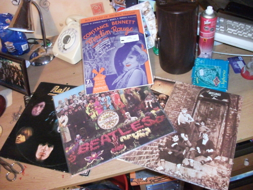 1960s, music, record, rolling stones, the beatles, the who, vintage