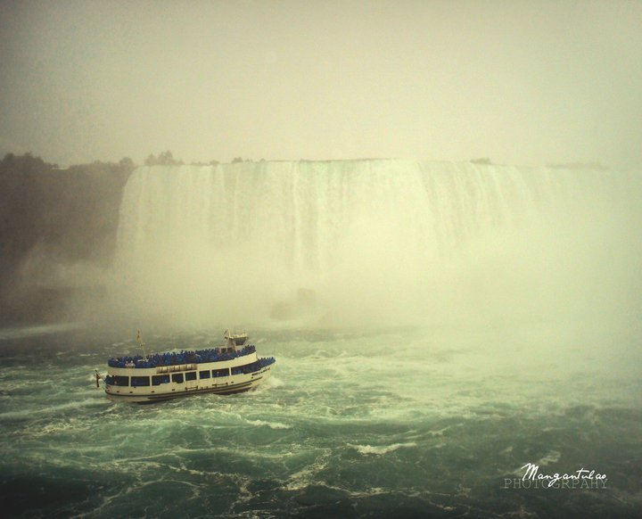 beautiful, boat, canada, niagra falls, photography