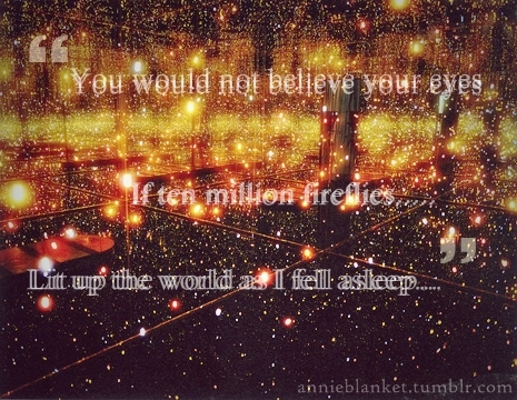 best song ever!, fireflies, love, memory, owlcity