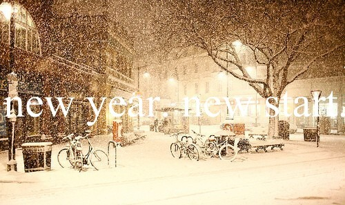 bikes, cute, new year, winter