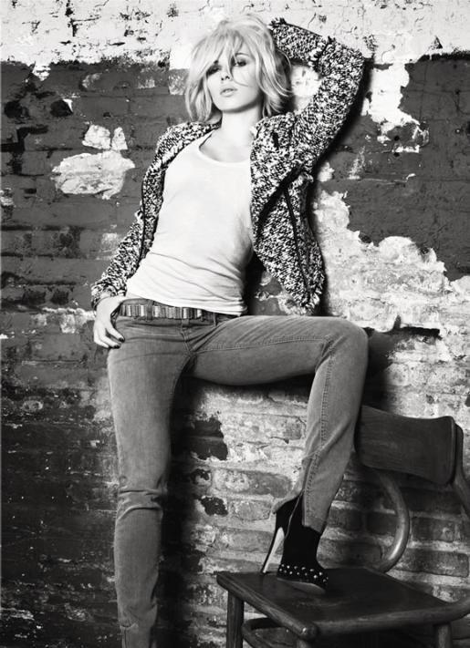 blonde, blondine, fashion, girl, hair, heels, high heels, johansson, mango, model, scarlett, scarlett johansson, style