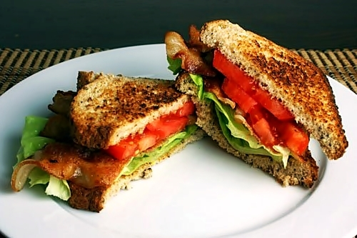 blt, breakfast, cheese, classic, food - image #170620 on Favim.com