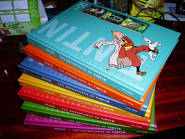book, childhood, collection, comics, eu quero