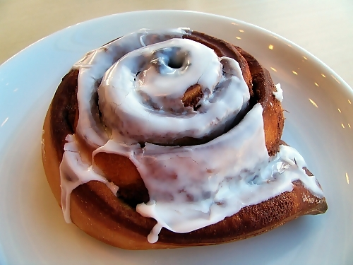bun, cinnamon, dessert, food, roll