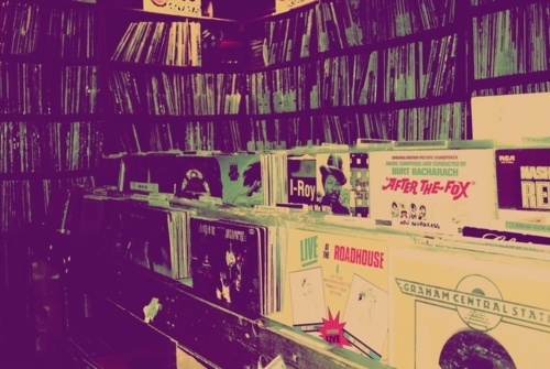 color, music, vintage, vinyl