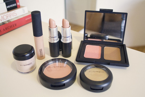 cosmetics, eye-shadow, lipstick, mac, make-up, mirror