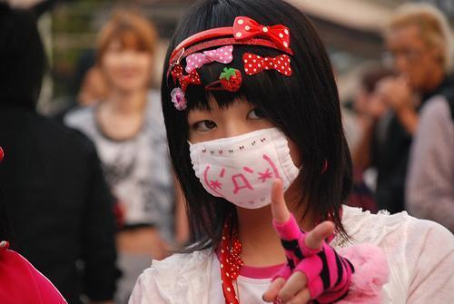 cute, decora, girl, harajuku, japan