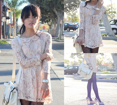 cute, dress, fashion, girl, lace