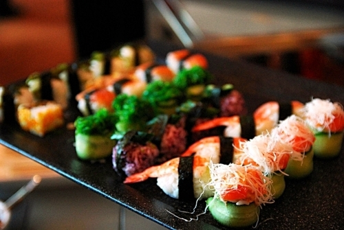 food, japanese, photography, sushi