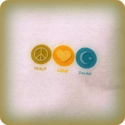 islam, love, peace